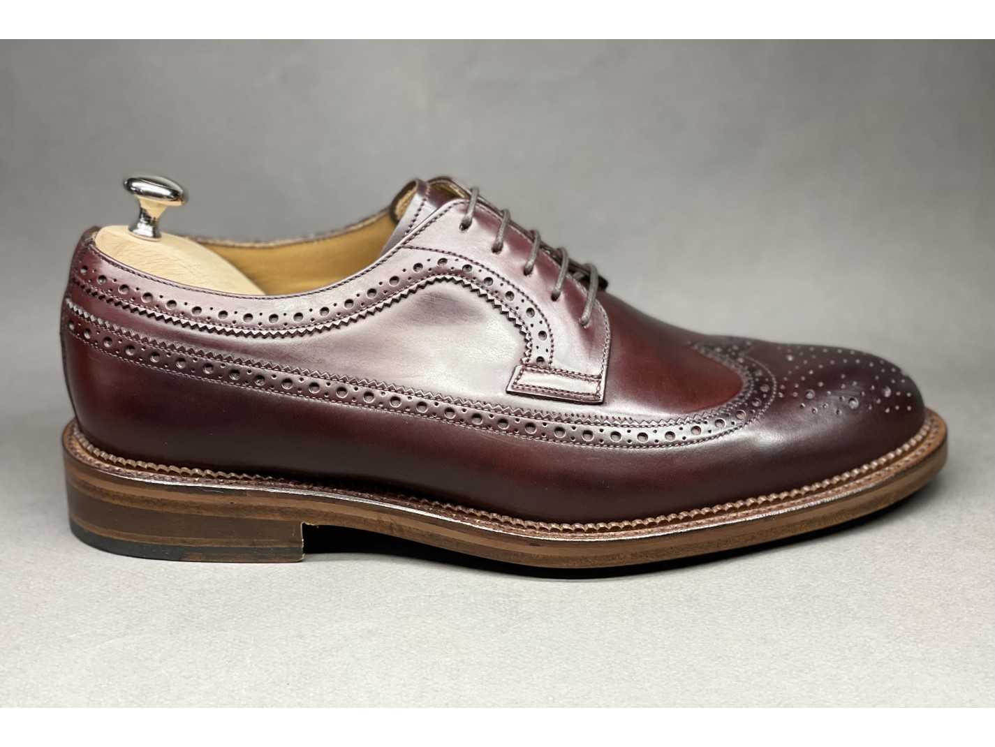 MOCASSIN HARVARD Bordeaux